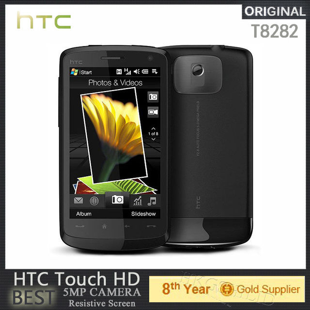 htc touch hd t8282 cell phone 3 8 inch microsoft windows mobile 6 1 rh aliexpress com HTC Touch B HD HTC Phones