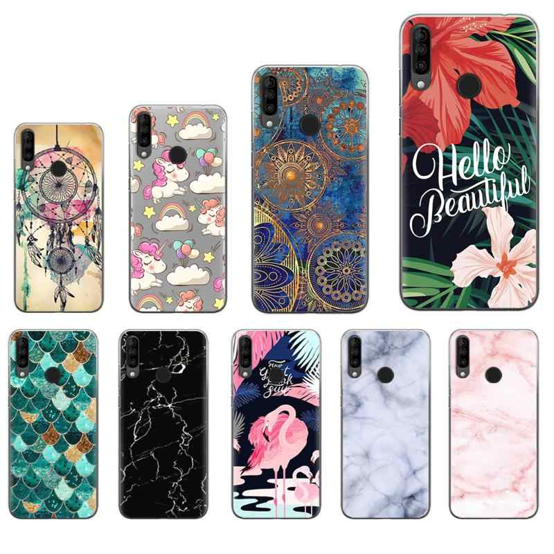 Skin Back Cover Voor Wiko View 3 6.26-inch Kleurrijke Ontwerp Soft Phone Case Stijlvolle Painted TPU Silicone Cover
