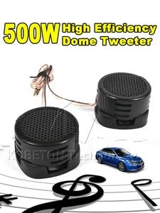 2x Car Mini Dome Tweeter Car Speaker Universal High Efficiency Loudspeaker Loud Speaker Super Power Audio Sound car tweeters(China)