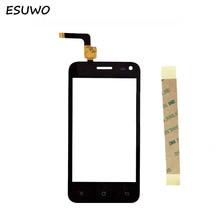ESUWO Capteur Tactile Écran Pour Micromax Bolt A79 Écran Tactile Digitizer Capteur En Verre Lentille de Remplacement