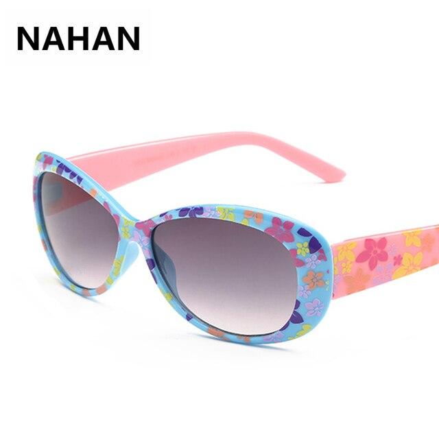 68c8f17ed Da moda Crianças Óculos de Sol Óculos de Proteção Anti-UV Óculos Moda Oculos  De