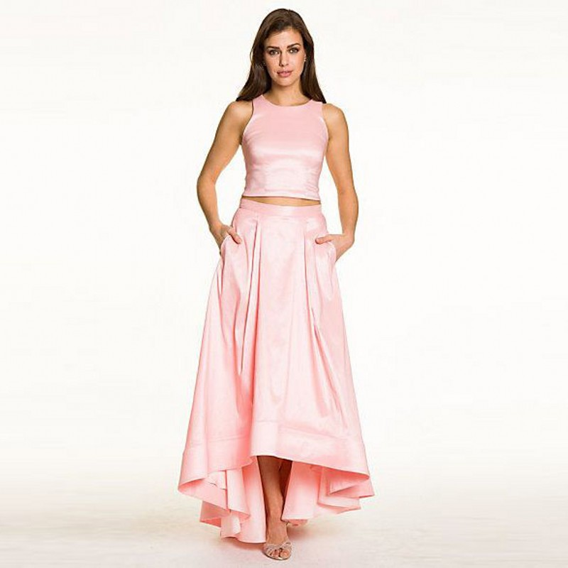 Online Buy Wholesale long light pink skirt from China long light ...
