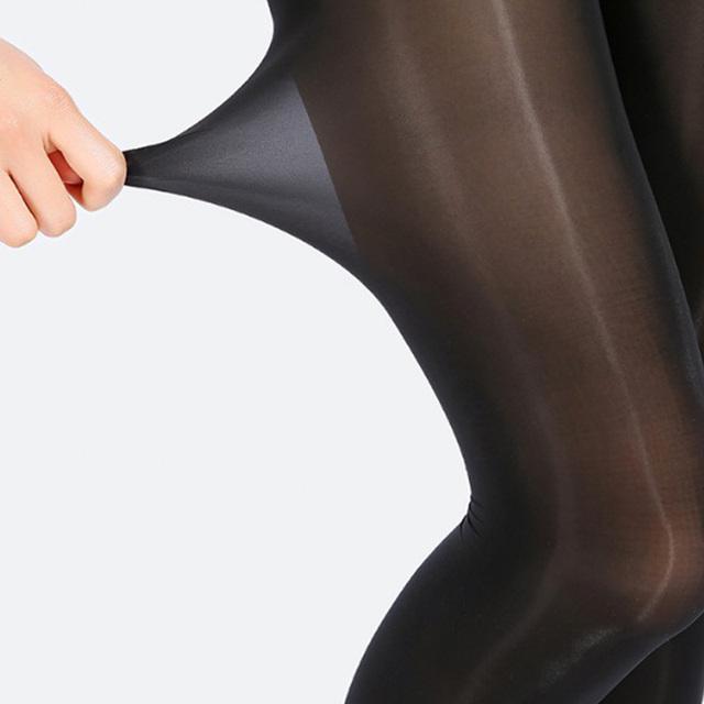 Super Elastic Magical Stockings Women Nylon Pantyhose Sexy Skinny Legs Tights Anti Hook Silk Stocking