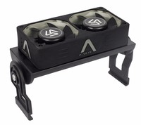 RAM Cooler Cooling Fan Ram Memory Cooler With Dual 60mm Fan PWM 1500 4000RPM Radiator For