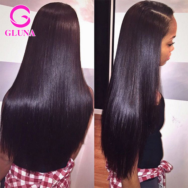 8a Brazilian Virgin Hair Straight 3pcs Remy Brazilian Straight Hair