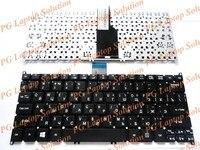 Ruso del teclado para acer aspire s3 s3-391 s3-951 s3-371 s5 S5-391 725 756 B1 TravelMate B113 B113-E B113-M RU Negro teclado