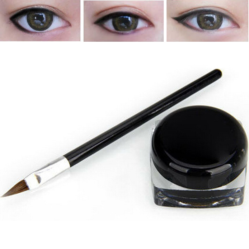 1pc Professional Eye Liner Tools Cosmetic Long Lasting Quick Dry