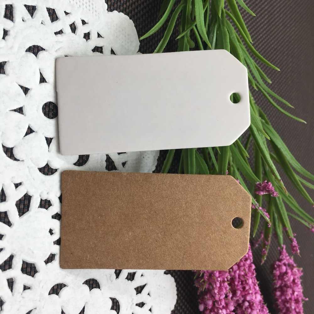 50 pcs Casamento Multi-estilo de Embalagens de Papel Kraft Pendurar Tags/Etiquetas de Preço para a Flor Caixas de Doces Da Festa de Aniversário/Rótulos de cosméticos