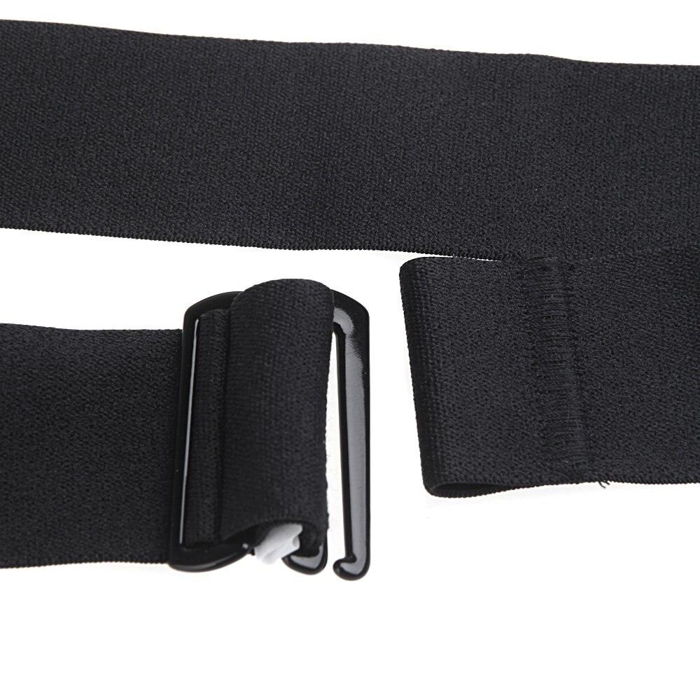 Купить с кэшбэком Hot Chest Belt Strap for Polar Wahoo Garmin for Sports Wireless Heart Rate Monitor