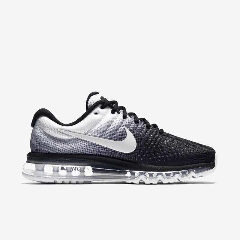 5d719f134a ... Original Nike Air Max 2017 Breathable Men's New Arrival Official Sports  Sneakers Running Shoes size7- ...