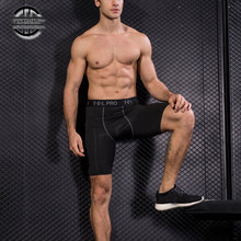 Yuerlian Hot Sale Quick Dry Gym Sport Leggings Crossfit Men's Shorts Soccer Undercover Jogging Compression Tights Running Shorts