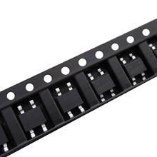 1000 pcs SMD MB6S 0.5A 600 V Fases Único Diodo Ponte Retificadora SOP4