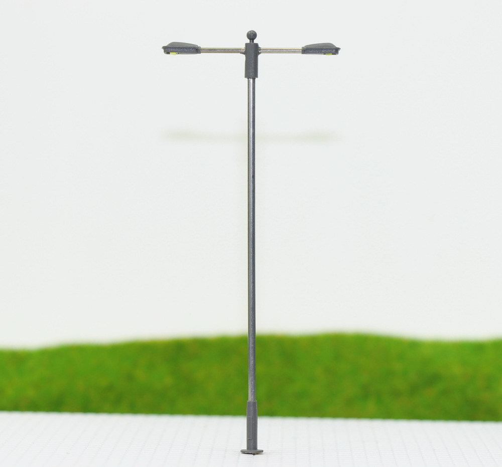 Lqs12 10pcs model railway train lamp post street lights ho oo scale lqs12 10pcs model railway train lamp post street lights ho oo scale leds new arubaitofo Image collections