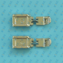 2PCS Narrow Snap on Zipper Foot Left Right fit Singer Brother Bernette Babylock Juki # CY-7306-2
