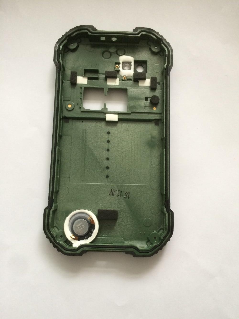 Image 5 - New Blackview BV6000 Battery Cover Back Shell+Loud Speaker For Blackview BV6000S Phone Free shipping+tracking number-in Mobile Phone Housings & Frames from Cellphones & Telecommunications on