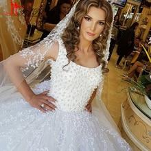 2017 Princess Wedding Dress Luxury font b Abaya b font Arab font b Islamic b font