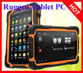 Original XENO T70 Tablet PC 7 Pulgadas MT6589 Teléfono Celular Quad 1.5 Ghz IP68 a prueba de agua A Prueba de Golpes 1 GB/16 GB 8MP 9650 mAh RS232 GPS T71