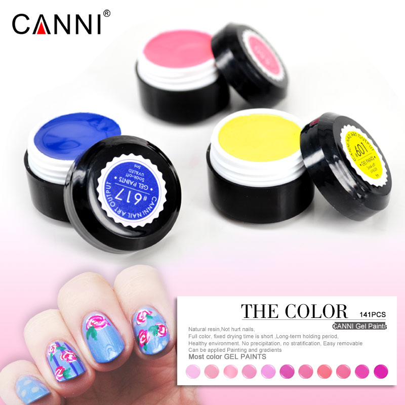 Aliexpress.com : Buy 2018 New Arrival CANNI Painting Gel