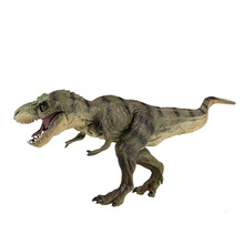 Kids Toy Simulated PVC Plastic Dinosaur Model Boys Tyrannosaurus rex Juguetes Gift Home Office Display Models