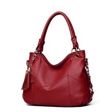 women handbag patchwork shoulder tote red tassel bag sheepskin leather casual fashion flap shopping party work purse bag все цены