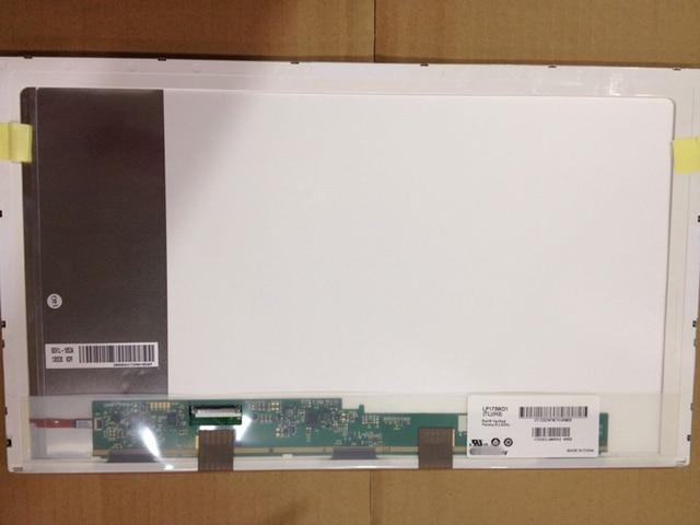 17.3 pulgadas N173O6-L02 Rev. C1 LED LTN173KT01, V.2 V.3 B173RW01 V.5 LP173WD1 (TL) (A1) LTN173KT02 N173FGE-L21 Panel LCD de $ number pines