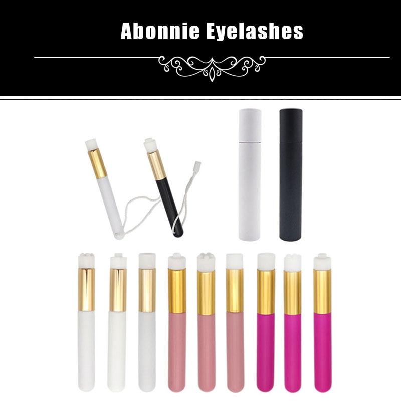 Cleansing Foam Brushes Professional Soft Eyelash Glue Extension Cleanser Brush Individual Makeup Eyelashes Extensions eye Makeup