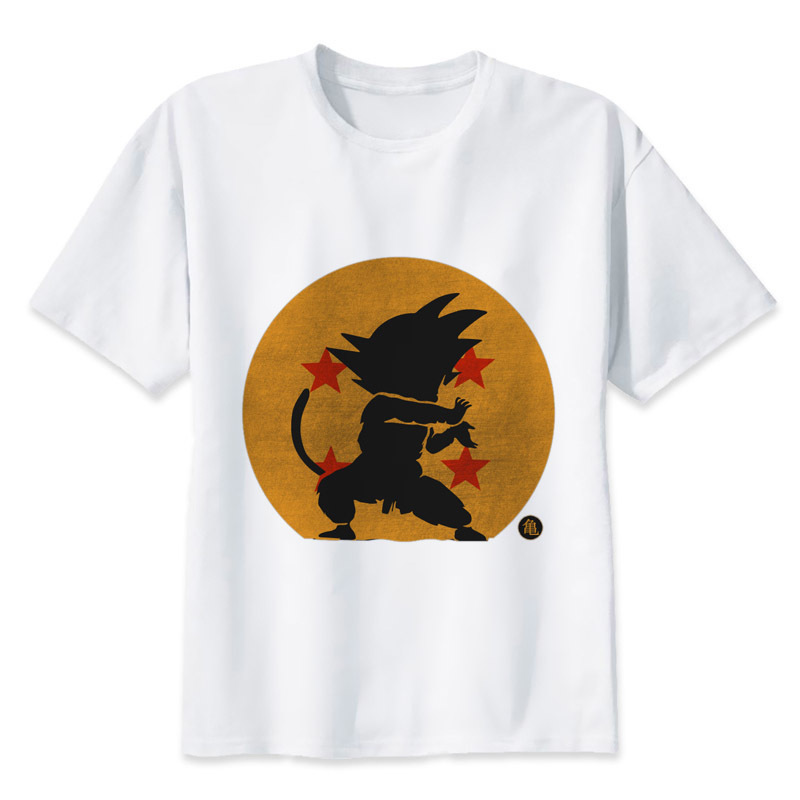 Dragonball Z Super Saiyan Goku Vegeta T-Shirt