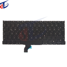 """NEW brand for macbook pro 13.3"""" retina A1502 HG Hungary Hungarian keyboard without backlight backlit 2013 2014 2015year"""