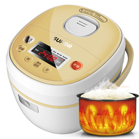Mini Rice Cooker 1-2 People Tao Jing Thick Kettle Liner Intelligent Temperature Control 2L Portable