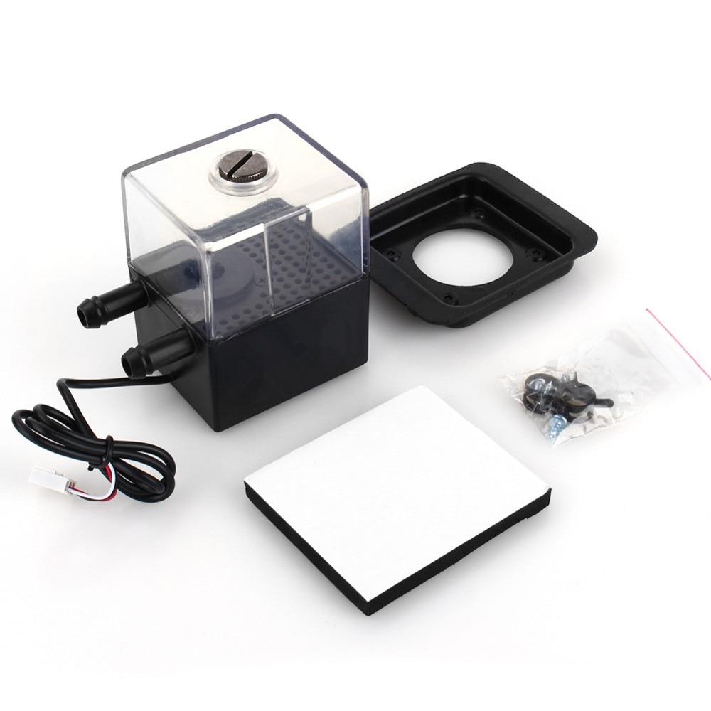 SC 300T 12V DC ultra quiet Water pump pump tank for pc CPU Liquid Cooling computer