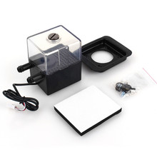 SC-300T 12V DC ultra-quiet Water pump&pump tank for pc CPU Liquid Cooling computer System