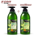 2 Bottle Set Hair Growth Dandruff Shampoo 400 ml Smooth Straight Conditioner Conditioners Hair Care Hair Loss Products serum oil
