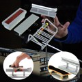 4Pcs Skate Park Ramp Parts Fingerboards Finger Board Scooter Toy Boy Kid Gift For FingerBoard Parts Accessory Set
