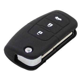 Cover in silicone telecomando/chiave per Ford Fiesta Focus 2 Ecosport Kuga Escape  1
