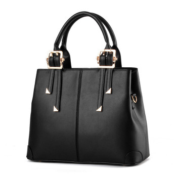 Women Bag Designer New Fashion Casual women's handbags Luxury shoulder bag high quality PU Brand 2019 Korean Style big capacity 3