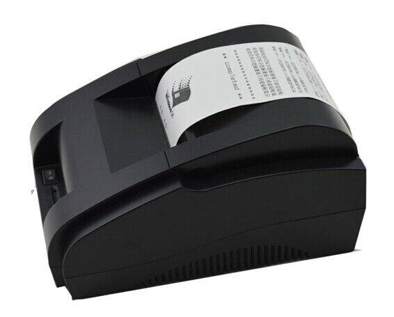Wholesale High Quality 58mm Pos Printer Brand New Thermal Bill Printer Machine Receipt Bill Mini Printer Print Speed Quickly