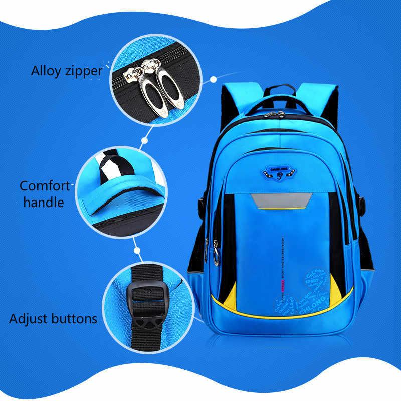 Mochilas escolares niños niñas mochilas Escuela Primaria mochilas ortopédicas mochilas escolares niños mochila infantil
