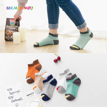 SLKMSWMDJ spring summer cotton thin breathable sports stripes children socks mesh baby socks boys girls socks for 1-12 years old slkmswmdj spring and summer new children s socks breathable mesh cotton cartoon boys girls baby newborn socks for 0 5 years old