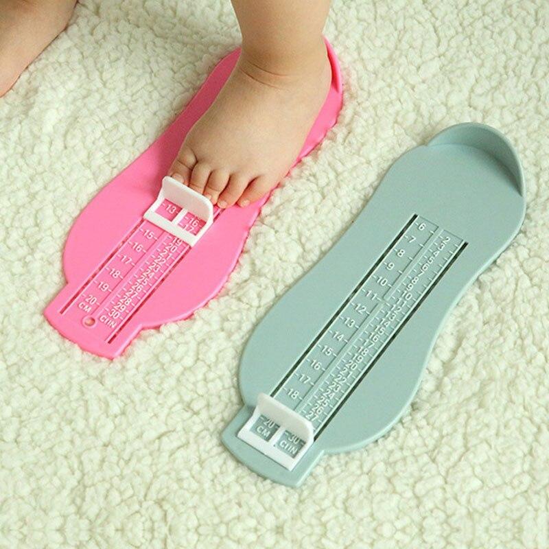 Baby Foot Length Meter Foot Length Measureer Rulers Gifts Creative Convenient Shoes Feet Baby Length Of Feet Footwear