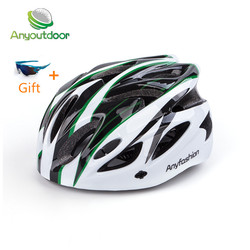 Anyfashion ultralight bicycle bike cycling helmet integrally molded casco capacete ciclismo 18 holes 12 colors size.jpg 250x250