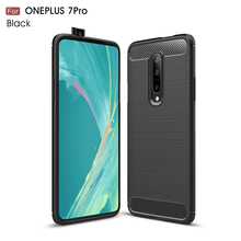 For Oneplus 7 Pro Case Soft Silicone Coque Fundas Phone Cover