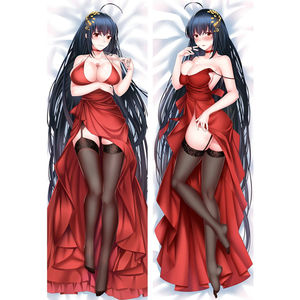 Anime Game Azur Lane pillow Covers Azur Lane Dakimakura case Sexy girls 3D Double-sided Bedding Hugging Body pillowcase AL07A(China)