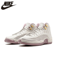383002a34abc8b Original Authentic NIKE Air Jordan 12 Retro PREM HC GG Women s Basketball  Shoes