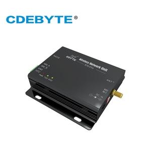 Image 2 - E70 DTU 433NW30 Star Network RS232 RS485 de largo alcance 433 MHz 1W IoT uhf módulo transceptor Inalámbrico de Datos de 433 MHz transmisor