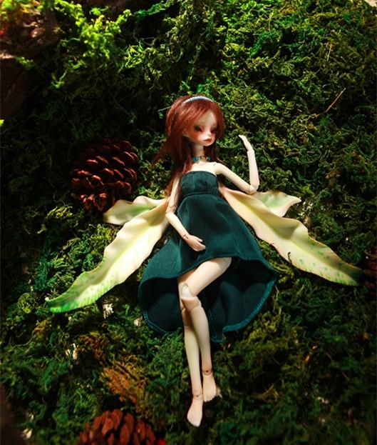 AQK(AQK) BJD doll DZ 1/8 Doll - Lris Resin -Doll (a pair of eyes free) цена