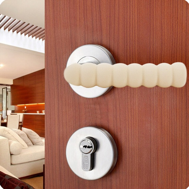 Anti collision Knob For Kids Room Against Bruises Spiral Baby ...