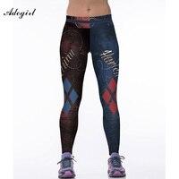Adogirl women print harley quinn fitness leggings fashion workout pants clothes for women spandex pants font.jpg 200x200