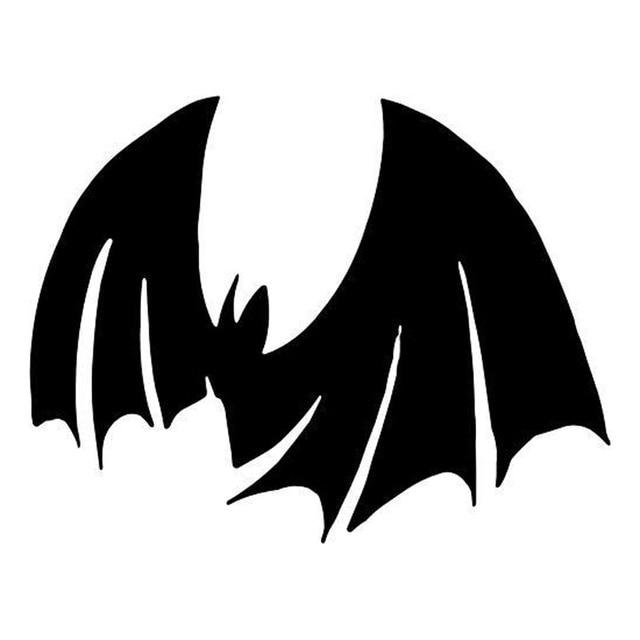 137106cm Bat Vampire Car Styling Decals Classic Vinyl Car Body
