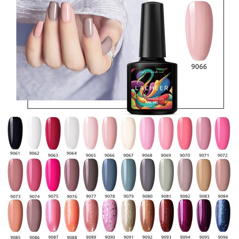 lacheer-10ml-gel-nail-polish-soak-off-nail-art-led-nail-gel-varnish-semi-permanent-uv-nail-polish-lacquer-48-colors-gel-choose