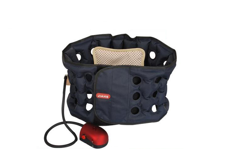 Belt herniation of lumbar tractor strain of lumbar muscles protect the waist to men and women The waist massager electric heating waist belt protector for intervertebral strain lumbar support heating uterus stomach suited for men and women